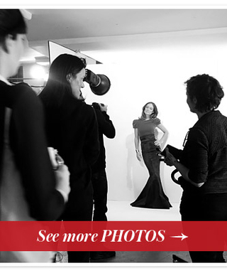 Olivia Wilde's InStyle August 2013 Issue Now on Newsstands! Go Behind-the-Scenes at Her Cover Shoot