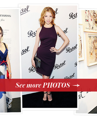 Anna Kendrick, Emma Roberts and More Celebrate Detail at the Persol Magnificent Obsessions VIP Opening Dinner
