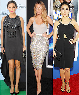 Pick Your Five Favorite Looks of the Week with Our A-List Tool
