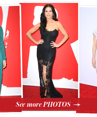 Helen Mirren, Catherine Zeta-Jones, and Mary-Louise Parker Wow at the Red 2 Premiere