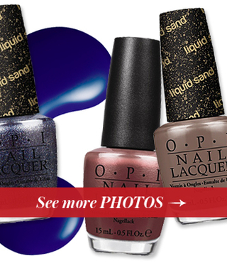 Preview OPI's San Francisco-Inspired Fall Lacquer Collection