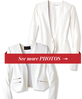 Find Your Perfect Little White Jacket: 10 Styles You'll Love