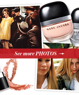 See the Iconic Films That Inspired Marc Jacobs' Beauty Line!