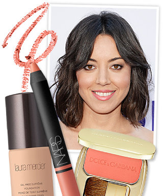 Get the Look: Aubrey Plaza's Makeup From The To-Do List Premiere