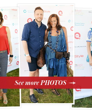 Kelly Ripa, Donna Karan and InStyle Host Super Saturday 16; Event Raises $3.5 Million for OCRF