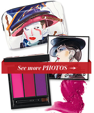 Can '80s Makeup Really Be Chic? Yes, Thanks to MAC's Antonio Lopez Collection!
