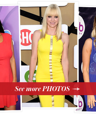 TCA Trend: Rainbow Brights on Joy Bryant, Anna Faris, Ashley Tisdale and More