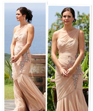 The Bachelorette: All the Details on Desiree Hartsock's Engagement Dress