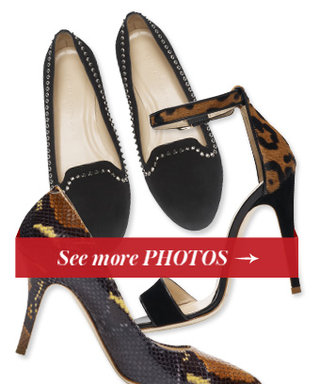 Launch You'll Love: Club Monaco's First-Ever Shoe Collection