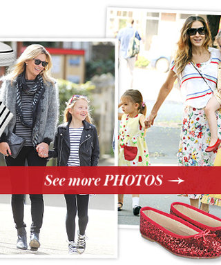 Like Mother, Like Daughter: 6 Matching Styles to Copy
