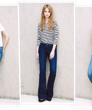 Editor Tested: Joie's New Denim Line Fits Every Jean Personality