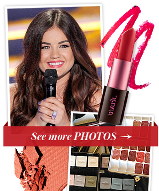 Only on InStyle: Get Ready for the 2013 Teen Choice Awards With Lucy Hale