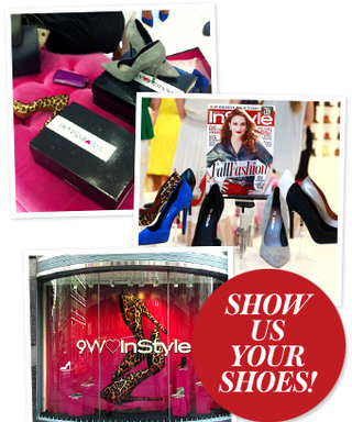 We Want To See You In Your InStyle x Nine West Shoes!