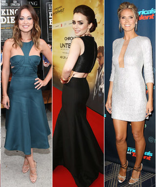 Who Wore Your Favorite Looks This Week? Pick Your Fashion A-List!