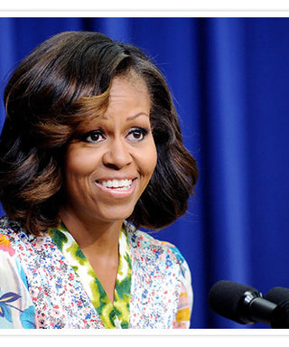 Michelle Obama Gets Ombre Highlights: Do You Like Her New Look?