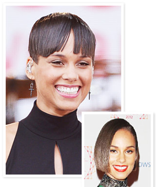Alicia Keys Debuts Shorter Hair With Blunt Bangs! Do You Like Her New Look?