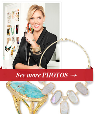 First Look: Kendra Scott Goes Luxe with Her New Jewelry Collection