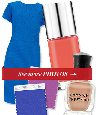 Get to Know Pantone's Top 10 Spring 2014 Colors