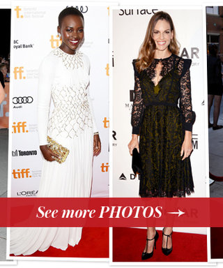 Stars Are Bringing Their A-Game in Black and White to the Toronto International Film Festival