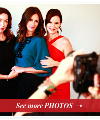 What REALLY Happens Behind-the-Scenes at InStyle's #TIFF13 Portrait Studio