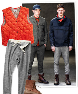 Check Out H&M's New Retro Wilderness Collection for Men! Would You Buy It For Your Guy?