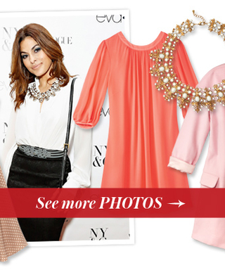 Eva Mendes: We're in Love With Her New Collection, Plus Her Top Two Styling Tips