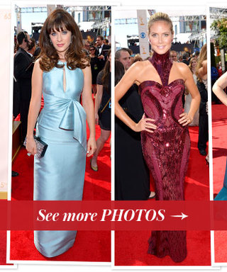 Emmys 2013 Fashion: See All the Red Carpet Photos Here!