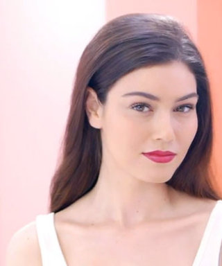 Want to Wear a Dark Vampy Lip This Fall? Get Step-By-Step Instructions On Perfecting the Look!