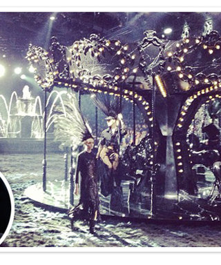Photo of the Day: Marc Jacobs' Last Louis Vuitton Show