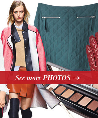 How To Look Sleek and Chic in Fall's Quilted Trend