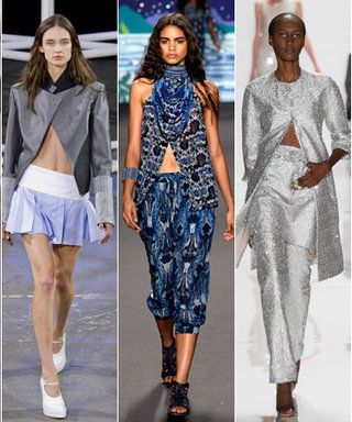 Give Your Crop Top a Break With This New Take On Baring Your Midriff