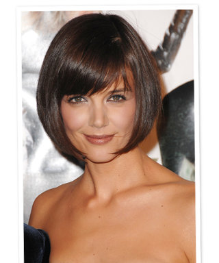 It's the Cut That Started a Sensation! Why Katie Holmes Really Went for Her Famous Bob