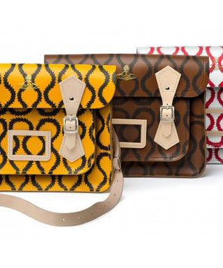 Vivienne Westwood Teams Up With the Cambridge Satchel Company