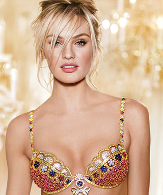 Candice Swanepoel to Model Victoria's Secret's $10 Million Dollar Fantasy Bra