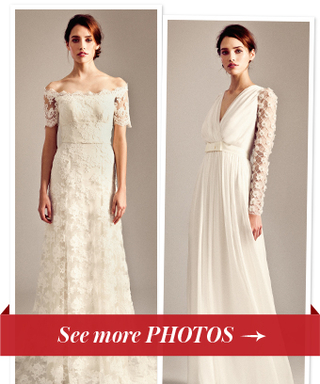 Temperley Bridal's Iris Collection Introduces Jumpsuits, Swing Coats and More!