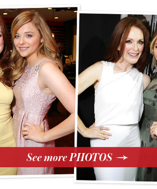 Carrie Opens Today: See Julianne Moore and Chloe Moretz's Cutest Red Carpet Moments