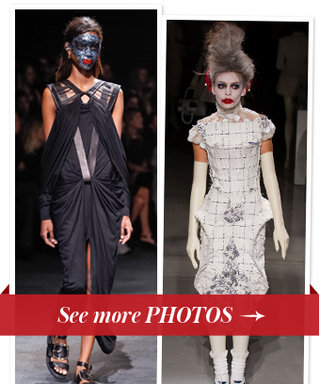 10 Scarily Stylish Halloween Looks Inspired by the Runway