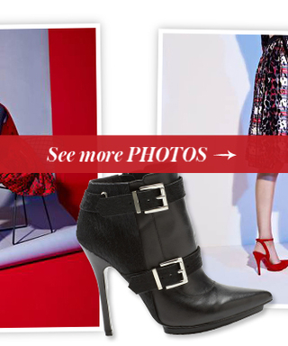 Launch You'll Love: Preen x Aldo Rise For Fall 2013