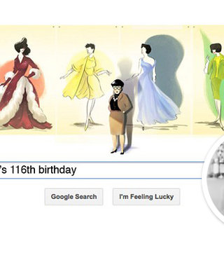 Happy Birthday Edith Head! Google Doodle Honors the Legendary Costume Designer