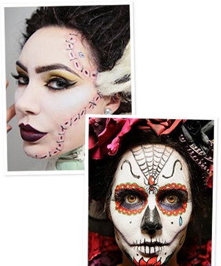 Put A Little Scary Movie Magic Into Your Halloween Makeup With Rick Baker and MAC Cosmetics Beauty Line