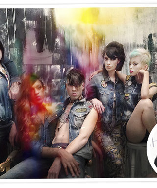Nicola Formichetti Makes His Diesel Collection Debut, #DieselTribute