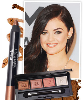 Recreate Lucy Hale's Glowing Makeup From the 2013 CMA Awards