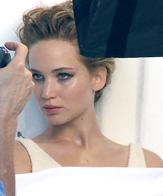 Watch Our Behind-the-Scenes Video From Jennifer Lawrence InStyle Cover Shoot
