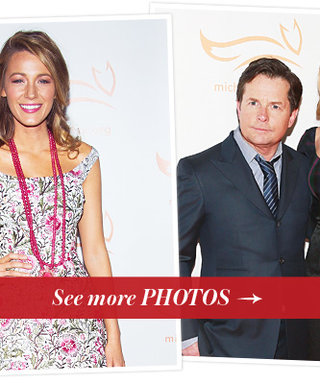 Blake Lively, Ryan Reynolds, Tina Fey, and More Celebrate For a Cause at The Michael J. Fox Foundation Gala