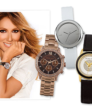 """Celine Dion Launching a """"Quintessential"""" Watch Collection With QVC"""