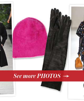 10 Chic Stay-Warm Accessories Inspired by the Runway