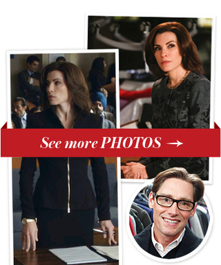 Find Out Why The Good Wife's Alicia Florrick Dressed In Neutrals in Season 5, Episode 8 From Costume Designer, Daniel Lawson