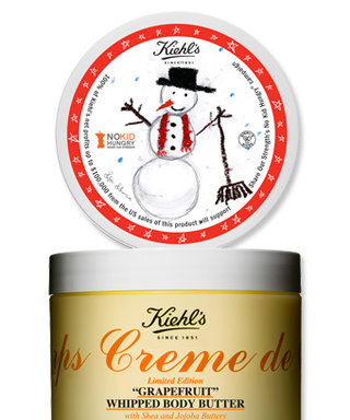 Products With a Purpose: Kiehl's Limited-Edition Creme de Corps Provides Meals to Children in Need!