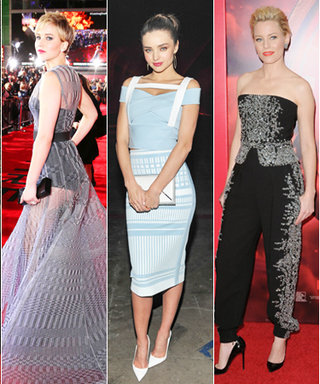 Tell Us Who Wore the Best Look This Week With Our A-List Tool