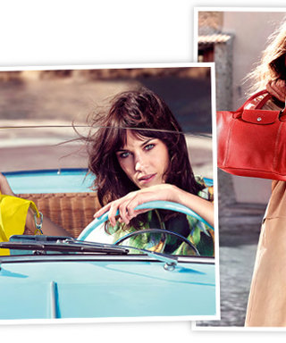 Alexa Chung Has Been Named the New Face of Longchamp